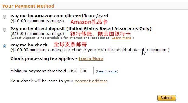 amazon-associates-payment-method